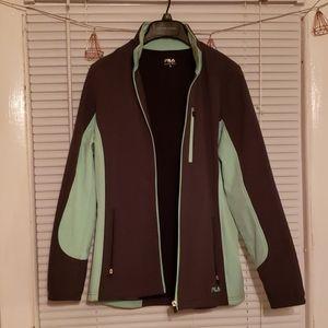 Womens fila jacket